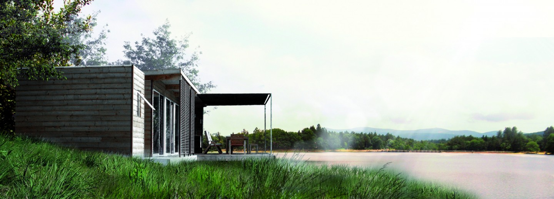 Lac UltraNature-Home